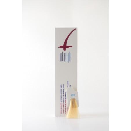 10/0 biondo platino crema colorante Vitastyle
