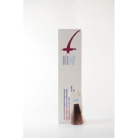 6/98 biondo scuro marrone perla Crema colorante Vitastyle