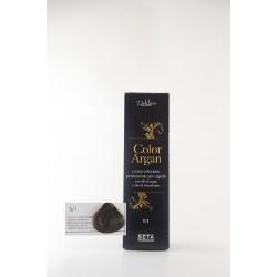 5/1 Castano Chiaro cenere color argan hair potion