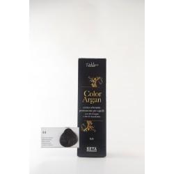 44 castano intenso color argan hair potion