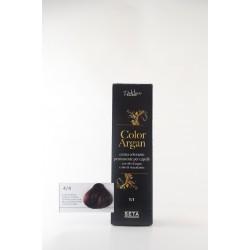 4/4 Castano rame color argan hair potion