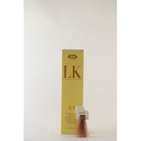 8/78 nocciola chiaro LK cream color 100 ml