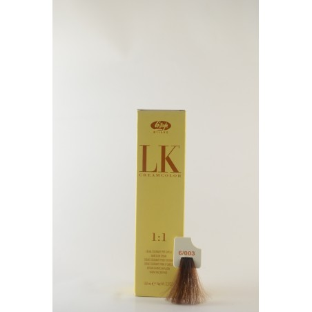 6/003 biondo scuro naturale claire LK cream color 100 ml
