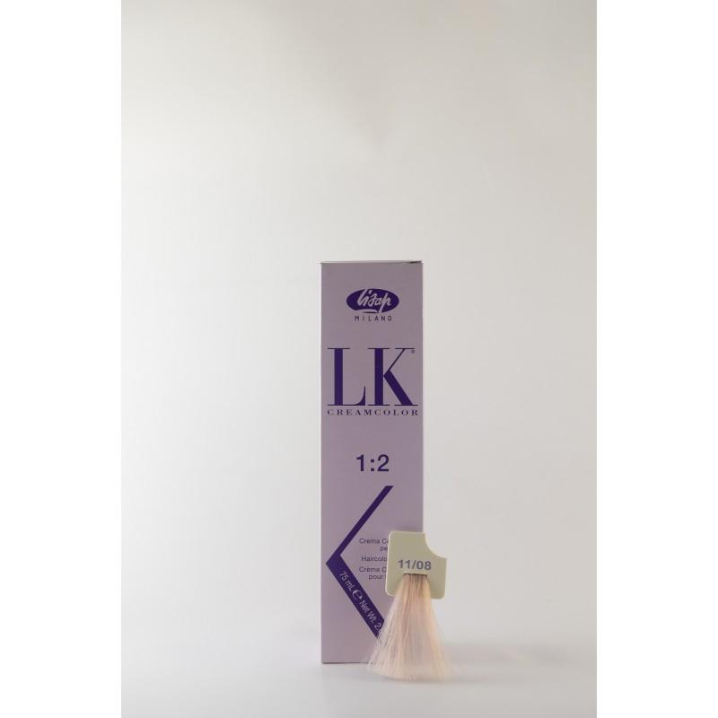 11/08 AA biondo ch.mo perla extra claire LK cream color 100 ml