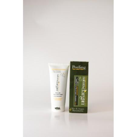 Peeling viso-corpo-mani Natura d'Argan 100 ml