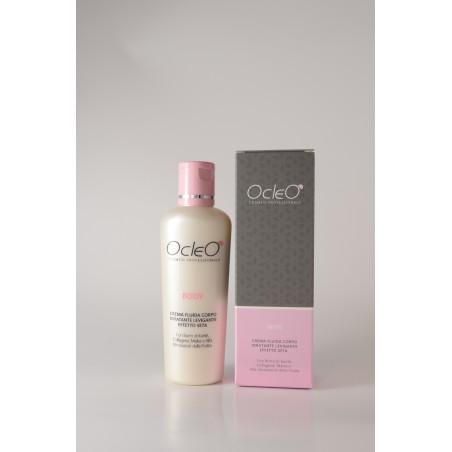 Crema fluida corpo idratante Ocleò 180 ml