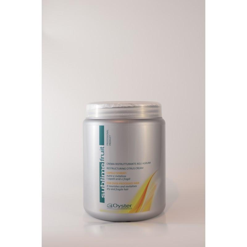 Crema ristrutturante agli agrumi Oyster 1000 ml