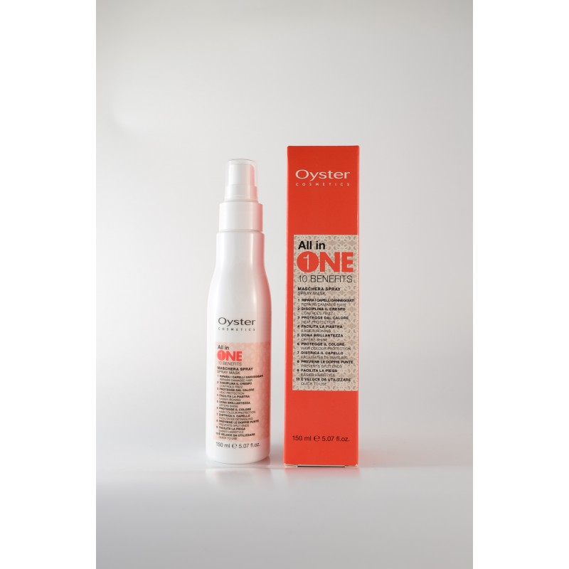All in one maschera spray Oyster 150 ml